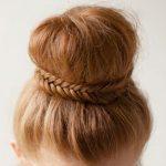 fishtail-braid-wrapped-bun